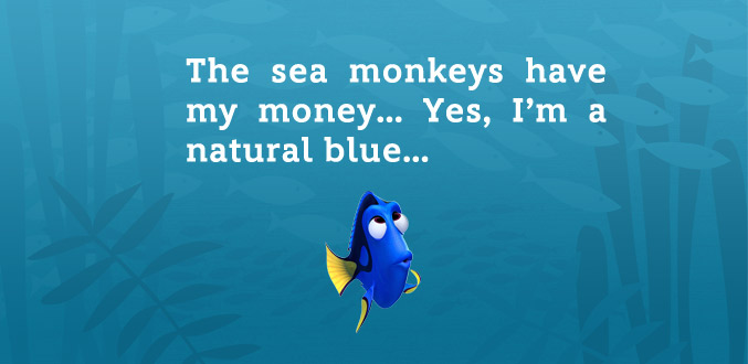 Dory Quotes Amusing The Best Dory Quotes  Dory Quotes Finding Nemo And Movie Review