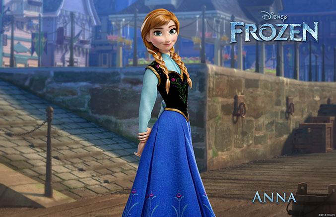 Discussion entre (espérons le) futurs casts :D - Page 6 Frozen-Anna