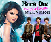 Rock Out with your favorite Music Videos!