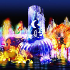 World of Color – Coming soon to Disney's California Adventures®