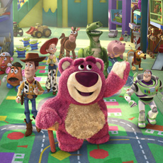 "New and old Characters come together in Disney·Pixar's ""Toy Story 3"""