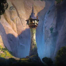 "See Disney's ""Tangled"" in theaters November 24!"
