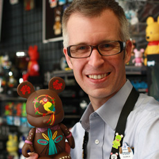 Steven Miller presents one the Vinylmations