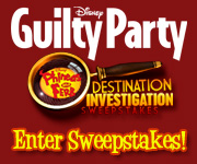 Guilty Party - Destination Investigation Sweepstakes