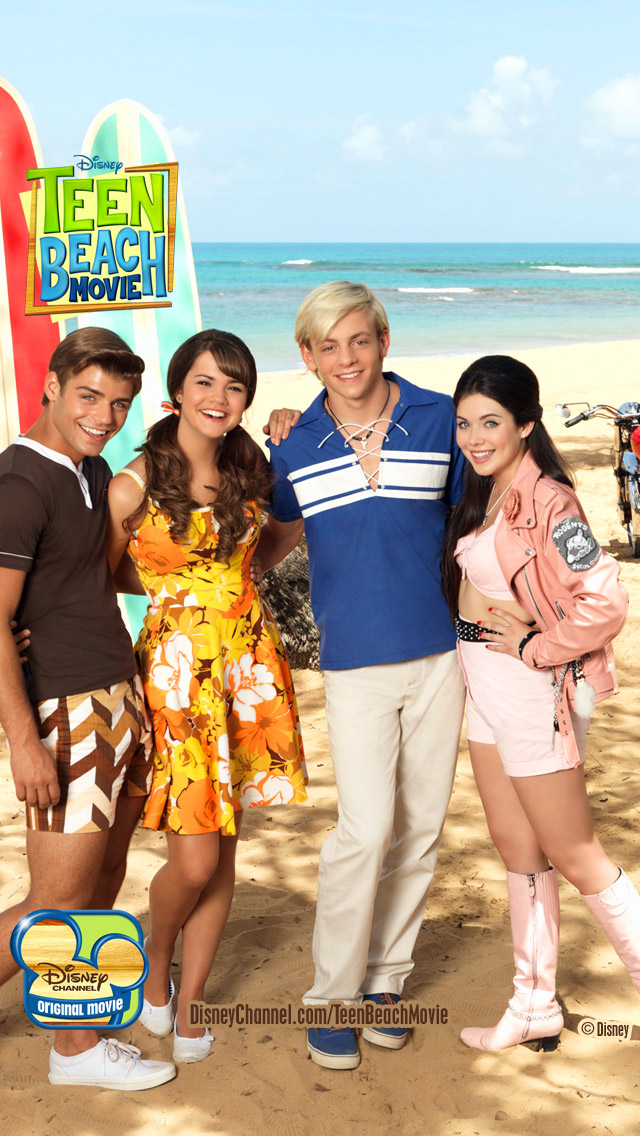 From Teen Beach Movie Toys : Teen beach movie party kit disney channel