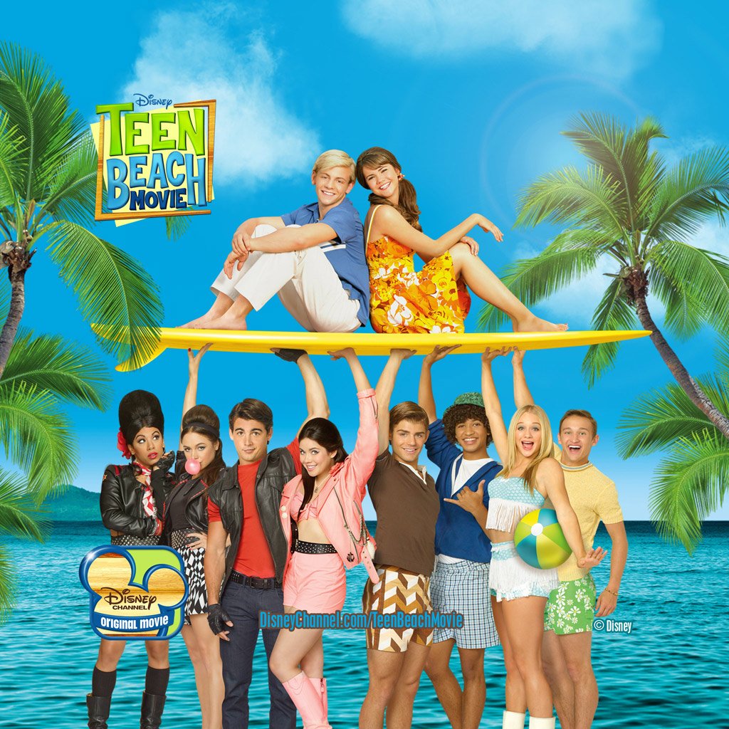Teen Beach Movie dans Série teenbeachmovie_keyart_1024x1024