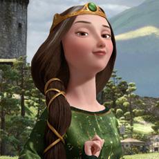 """Queen Elinor of Disney·Pixar's """"Brave""""."""