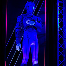 """Costume from """"Tron""""."""