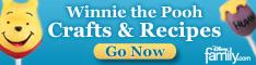 Family.com – Winnie the Pooh Crafts & Recipes. Go now!