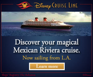 Disney Cruise Line – Discover your magical Mexican Riviera cruise. Now sailing from L.A. Learn more.