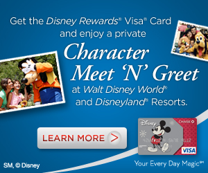 disney rewards visa meet and greet