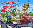 Solve the Traffic Safety Puzzles!