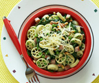 Smitty's Wagon Wheel Pasta
