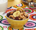 Jungle Junction Banana Nut Snack Mix