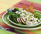 Whirlybird's Apple and Chicken Salad