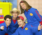 Watch Imagination Movers videos online!