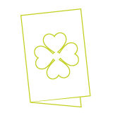 Mickey's Shamrock Day Invitations - Step 4