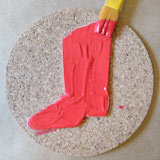 <i>Toy Story</i> Party Pennant Step 3