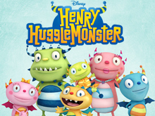 Introducing Henry Hugglemonster!