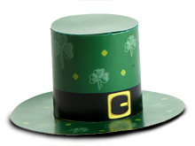 Mickey's Shamrock Day Hat