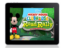 Mickey Mouse Clubhouse Road Rally Appisode