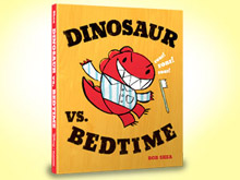 Dinosaur Vs Bedtime