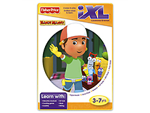 Fisher Price iXL Handy Manny