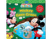 Mickey Mouse Clubhouse: Mickey Goes Green