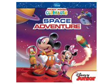 Mickey Mouse Clubhouse: Mickey's Space Adventure