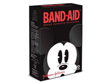 Mickey Mouse Band-Aids