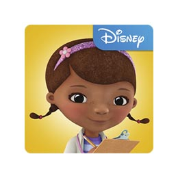 Doc McStuffins:  It's Time For Your Check-Up App