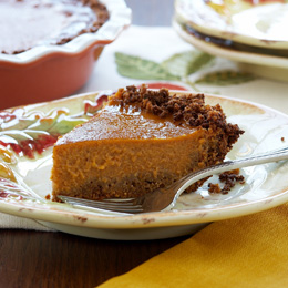 Mrs. Portillo's Pumpkin Pie