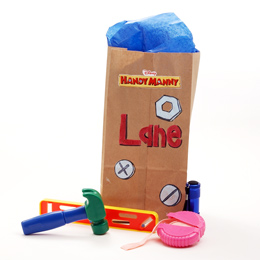 Handy Manny Party Favors