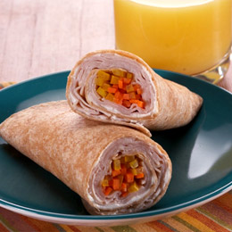 Faline's Meadow Picnic Wraps