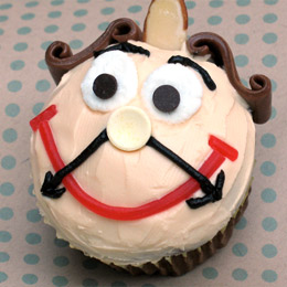 Cogsworth Cupcakes