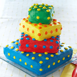 Imagination Birthday Cake