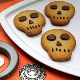 Pirate's Skull Cookies