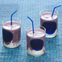 Wolfie's Blueberry Smoothie