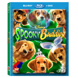 Spooky Buddies 2-Disc Blu-Ray DVD Combo
