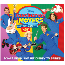 Imagination Movers: For Those About to Hop