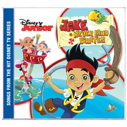 Jake & The Never Land Pirates Soundtrack