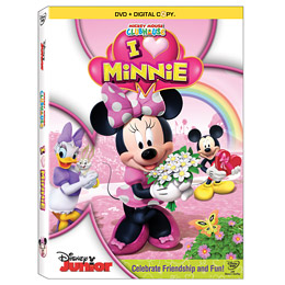 I ♥ Minnie DVD