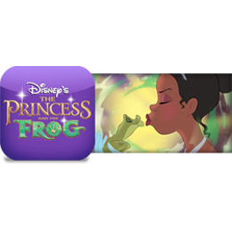 Princess and the Frog Read-Along