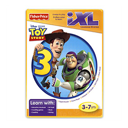 Fisher Price iXL Toy Story 3