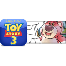 Toy Story 3 Read-Along