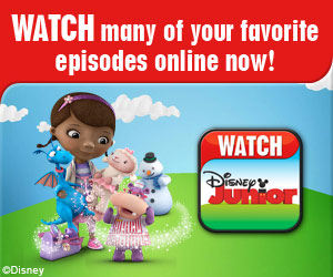 Watch Disney Junior Online Now!