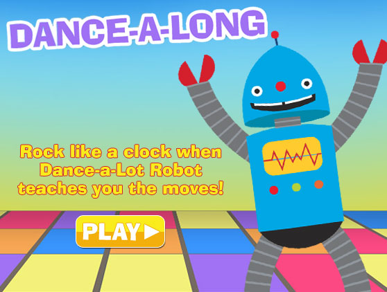 Dance-a-long Game
