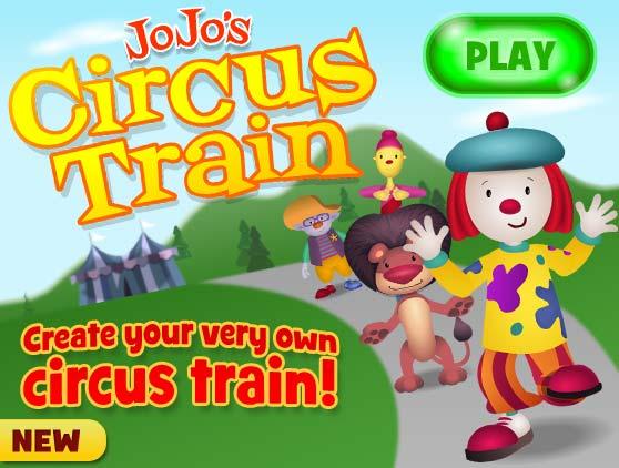 Pics photos jojo circus games online