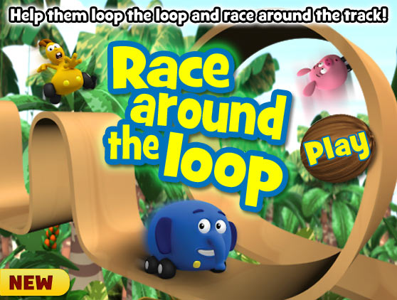Race Around The Loop