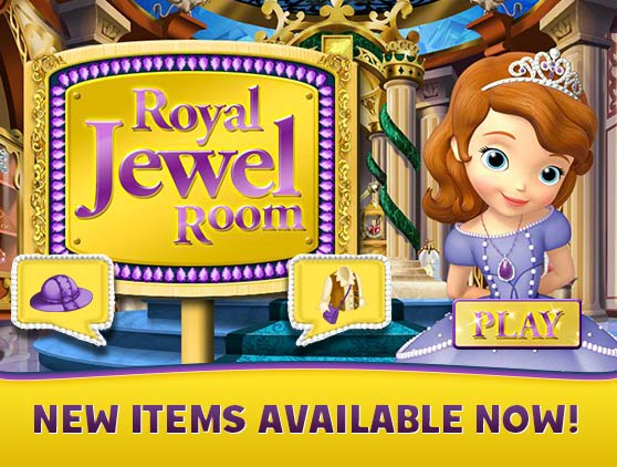 Royal Jewel Room